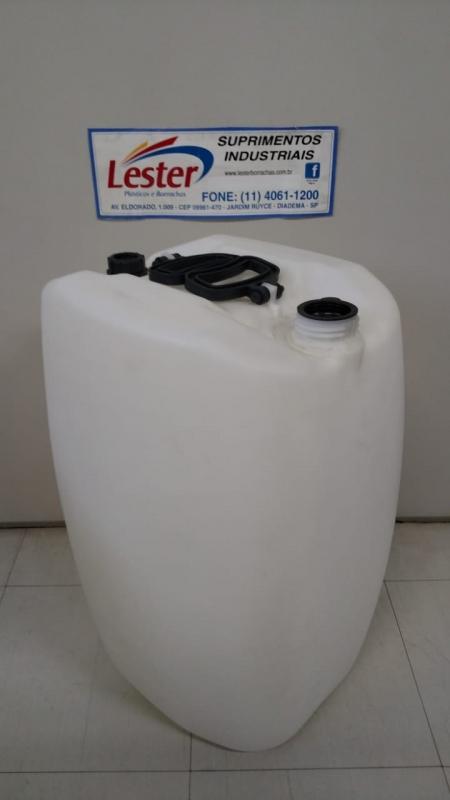 Bombona Plástica para água Moema - Bombonas Plásticas Transparentes