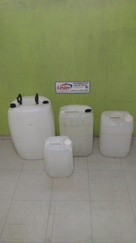 Bombona Plástica Quadradas Parque Mandaqui - Bombonas Plásticas Recicladas