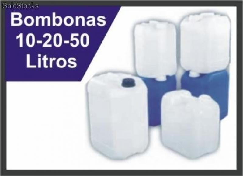 Bombonas Plásticas Transparentes Preço Jockey Club - Bombonas Plásticas Transparentes