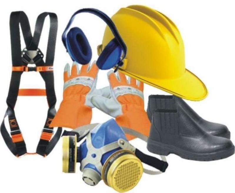 Epi para Espaço Confinado Parelheiros - Epi para Auxiliar de Limpeza