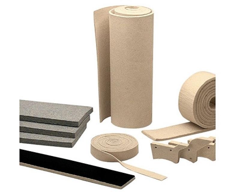 Fábrica de Placa de Feltro Industrial Morumbi - Feltro Absorvente Industrial