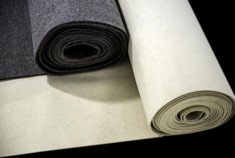 Feltros de Lã Industrial Conjunto Residencial Butantã - Placa de Feltro Industrial