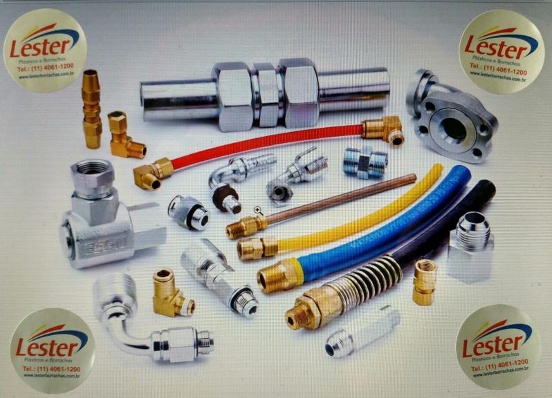 889438d8a9ec7 Mangueira Hidráulica - COMERCIAL LESTER PLASTICOS E BORRACHAS LTDA - ME