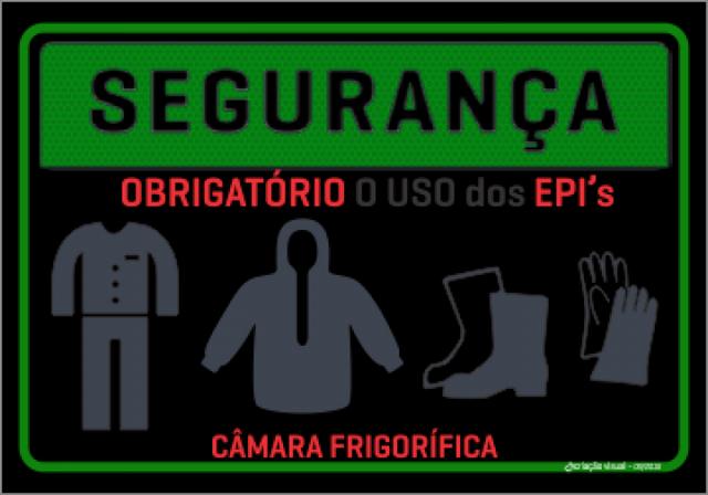 Quanto Custa Epi para Camara Fria Brasilândia - Epi para Eletricidade