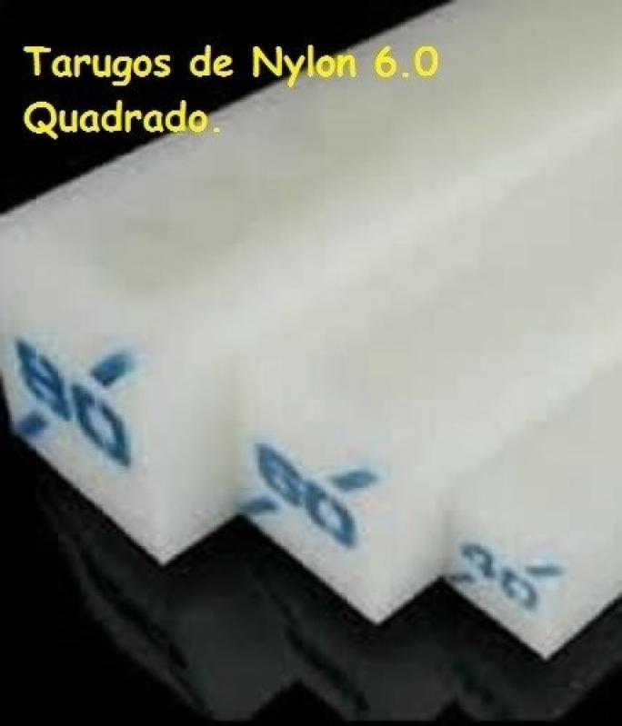 Quanto Custa Tarugo de Nylon Quadrado Campo Belo - Tarugo Nylon Universal