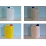 bombonas plásticas para água
