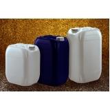 bombonas plásticas com tampa removível preço Diadema