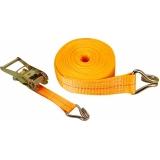 cinta de poliéster para amarração de carga Morumbi