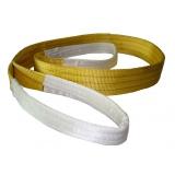 cinta de elevação com proteção