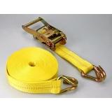 cinta de poliéster para amarração de carga