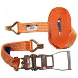 cintas para amarração de carga com catraca Parque Peruche