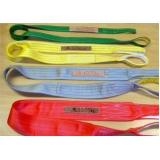 cintas para elevação de carga ncm Bairro do Limão