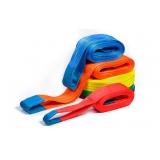 cintas para elevação e amarração de cargas preço Pompéia