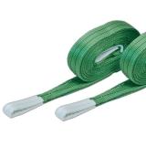 cintas tubulares para elevação de carga Água Funda