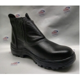 comprar bota de segurança fujiwara Carandiru