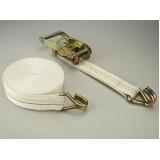 comprar cinta de poliéster para amarração de carga Raposo Tavares