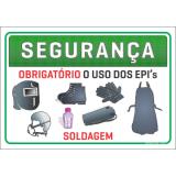 comprar epi para soldador Ibirapuera