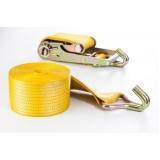 fita plástica para amarração de carga Jockey Club