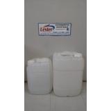 indústria de bombonas plásticas para produtos químicos Sacomã