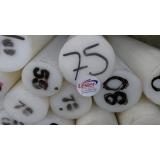 indústria de tarugo de nylon grafitado Saúde