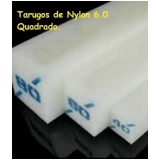 indústria de tarugo de nylon sextavado Vila Romana