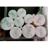 indústria de tarugo nylon universal Cantareira