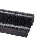lençol de borracha com lona 3mm