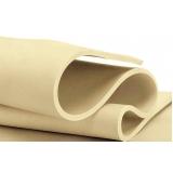 lençol de borracha 5mm