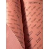 papelão hidráulico com tela