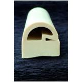 perfil de borracha de silicone Água Branca