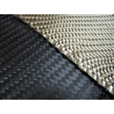 quanto custa tecido híbrido kevlar carbono Limão