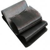 fibra de carbono tecido manta