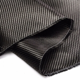 tecido com fibra de carbono