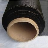tecido de fibra de carbono kevlar