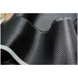 tecido de fibra de carbono unidirecional