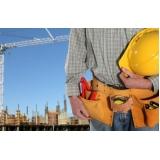 venda de epi para a construção civil Lapa